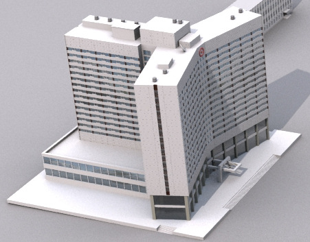 virtual tour of hotel